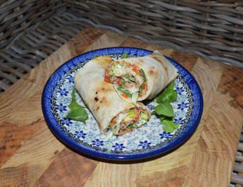 Turkse pizza lamsvlees